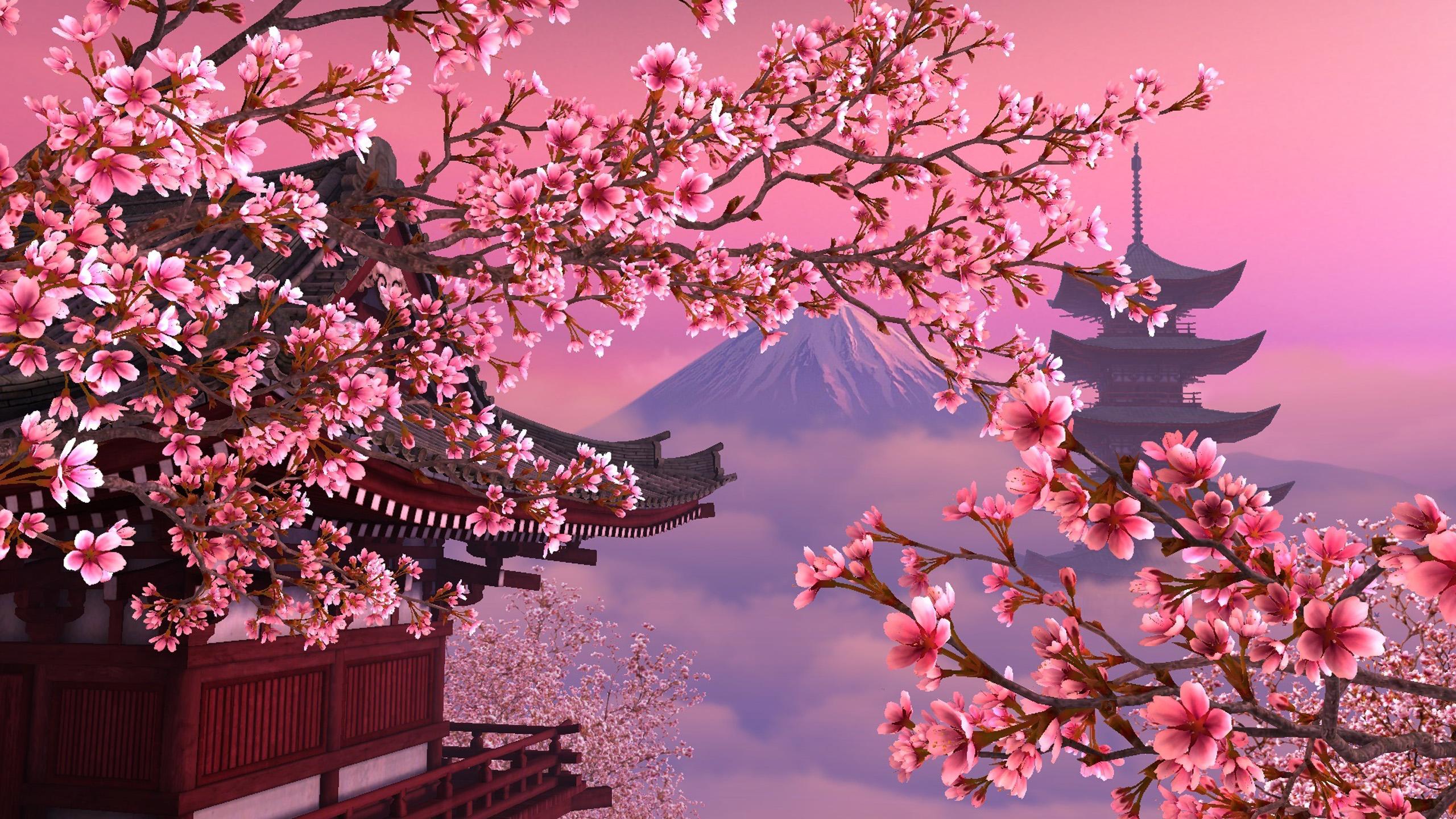 «В стране цветущей сакуры»
