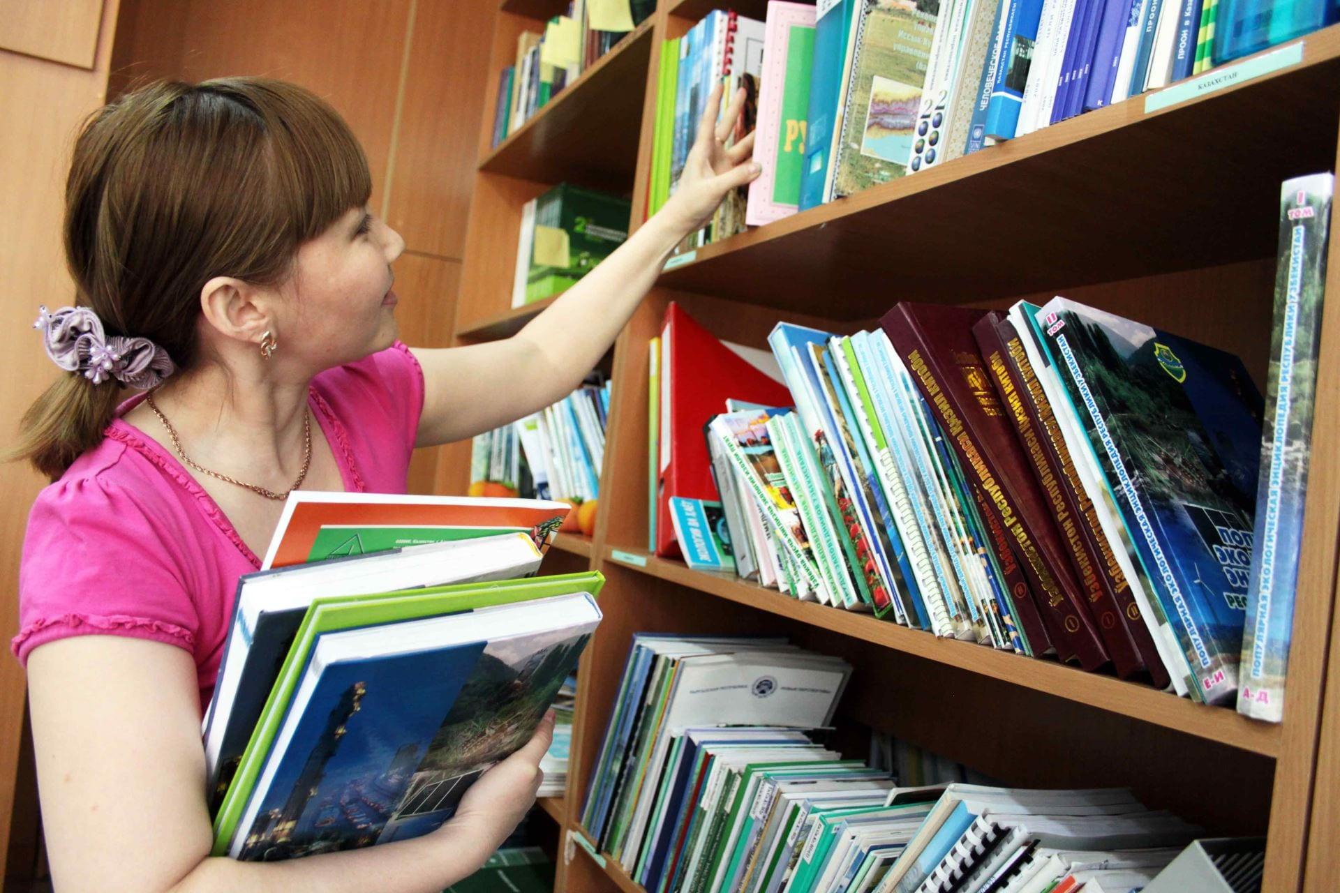 Сельские библиотеки приглашают